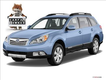 2012 Subaru Outback for sale in Milford, CT