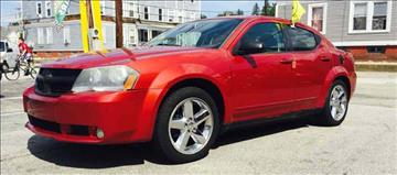 2008 Dodge Avenger for sale in Manchester, NH