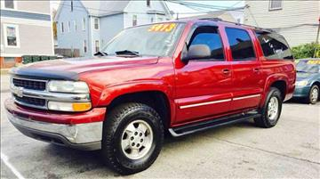 2002 Chevrolet Suburban for sale in Manchester, NH