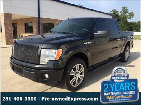 2014 Ford F-150 for sale in Porter, TX