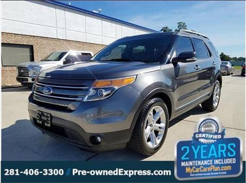 2015 Ford Explorer for sale in Porter, TX