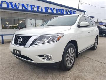 2015 Nissan Pathfinder for sale in Spring, TX