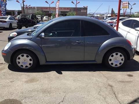 2007 Volkswagen New Beetle for sale at Ram Auto Sales LLC in Phoenix AZ