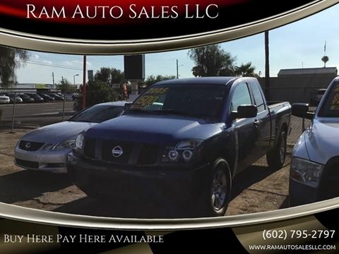 Phoenix Auto Sales >> Ram Auto Sales Llc Car Dealer In Phoenix Az