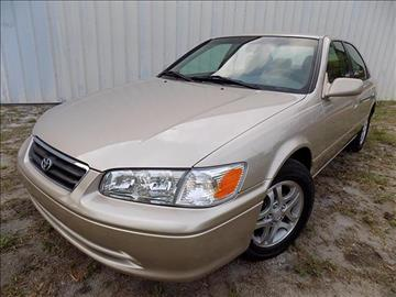 2001 Toyota Camry for sale in Pinellas Park, FL