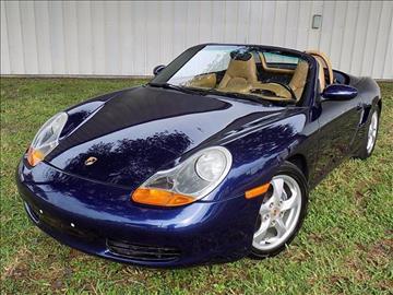 2002 Porsche Boxster for sale in Pinellas Park, FL