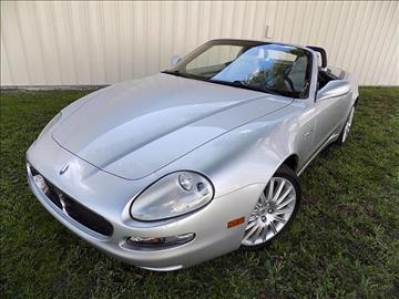 2004 Maserati Spyder for sale in Pinellas Park, FL