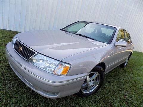 1998 Toyota Avalon for sale in Pinellas Park, FL