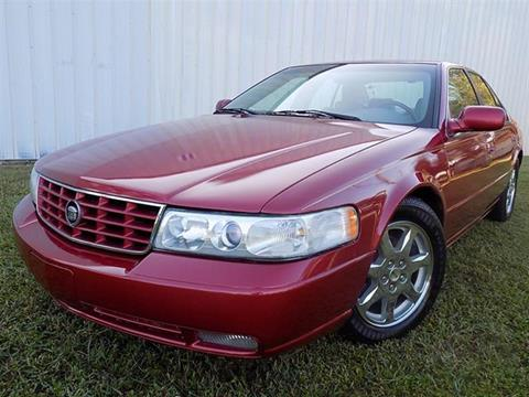 2001 Cadillac Seville for sale in Pinellas Park, FL