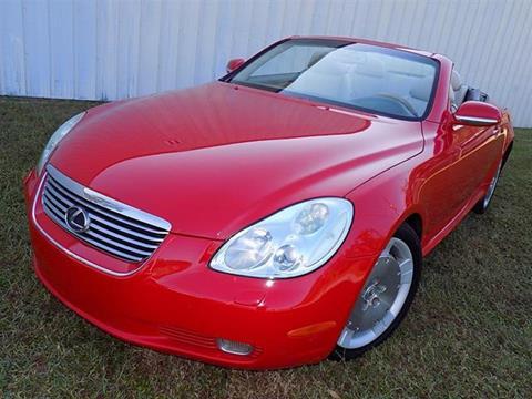 2003 Lexus SC 430 for sale in Pinellas Park, FL