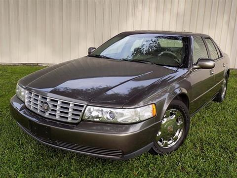2000 Cadillac Seville for sale in Pinellas Park, FL