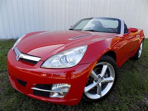 2009 Saturn SKY For Sale In Pinellas Park, FL