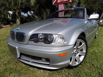2002 BMW 3 Series for sale in Pinellas Park, FL