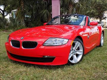 2007 BMW Z4 for sale in Pinellas Park, FL