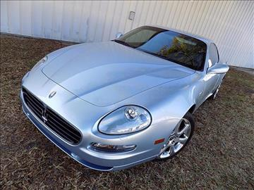 2005 Maserati Coupe for sale in Pinellas Park, FL