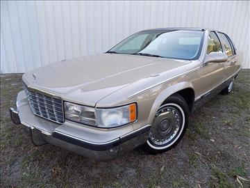1996 Cadillac Fleetwood for sale in Pinellas Park, FL