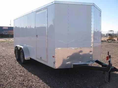 2017 Wells Cargo CT7X162