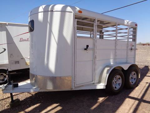 2014 Calico Two Horse for sale in Casa Grande, AZ