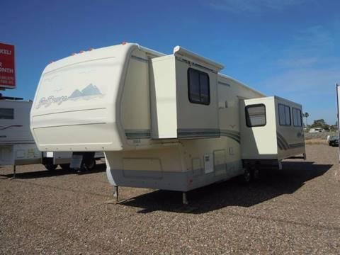 Innovative New GIC CAMPERS PHOENIX RF Camper Trailers For Sale