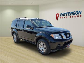 2008 Nissan Pathfinder for sale in Wichita Falls, TX