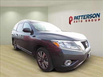 2014 Nissan Pathfinder for sale in Wichita Falls, TX