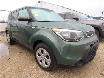 2014 Kia Soul for sale in Wichita Falls, TX