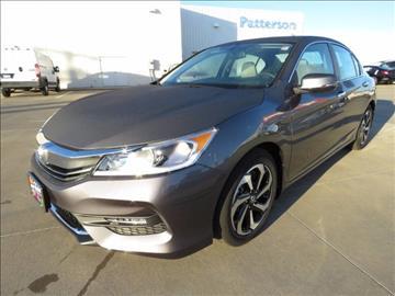 2017 Honda Accord for sale in Wichita Falls, TX