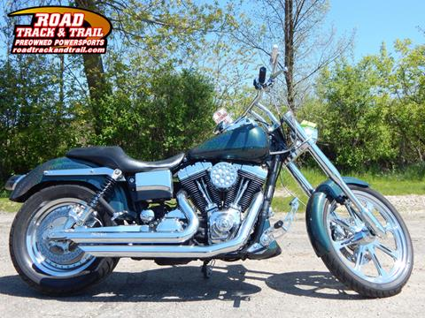 2001 Harley-Davidson Dyna Low Rider for sale in Big Bend, WI