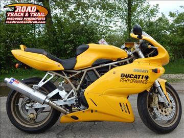 1999 Ducati Super Sport 900