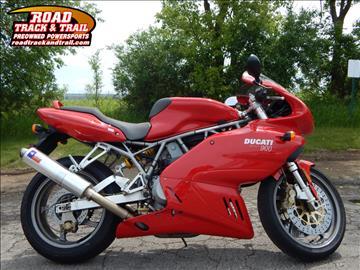 2001 Ducati 900 Super Sport