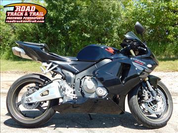 2005 Honda CBR600RR for sale in Big Bend, WI