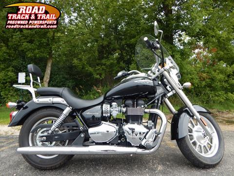 2013 Triumph America Standard for sale in Big Bend, WI