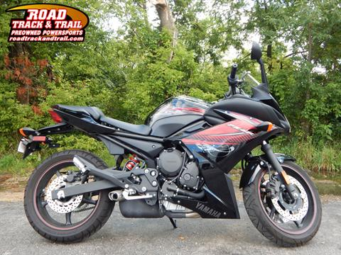 2012 Yamaha FZ6R for sale in Big Bend, WI