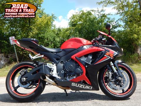 2006 Suzuki GSXR600 for sale in Big Bend, WI