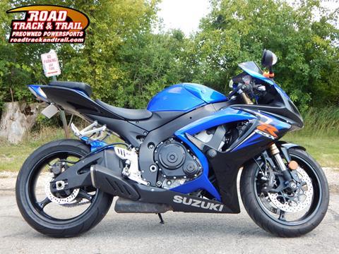 2007 Suzuki GSXR600 for sale in Big Bend, WI