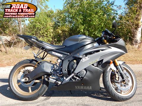 2014 Yamaha YZF-R6 for sale in Big Bend, WI