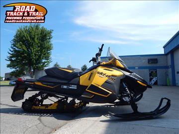 2013 Ski-Doo MX Z TNT 1200