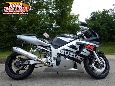 2003 Suzuki GSXR600 for sale in Big Bend, WI