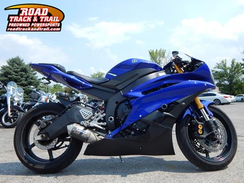 2006 Yamaha YZF-R6 for sale in Big Bend, WI