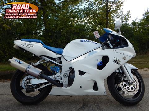 2001 Suzuki GSXR600 for sale in Big Bend, WI