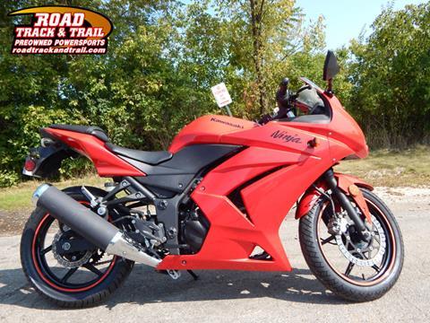 2010 Kawasaki Ninja 250R for sale in Big Bend, WI