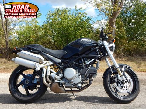 2007 Ducati Monster S2R 800 for sale in Big Bend, WI