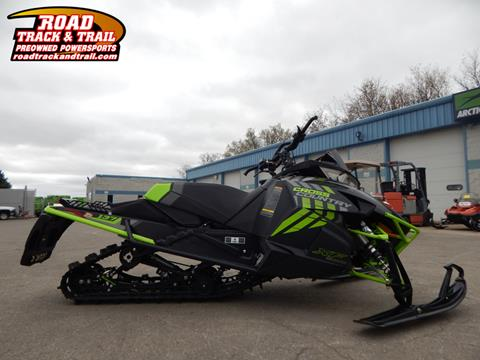 2017 Arctic Cat XF 8000 Cross Country Limited