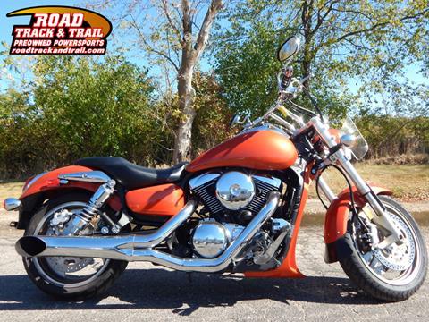 2008 Kawasaki Vulcan® 1600 Mean Streak& for sale in Big Bend, WI