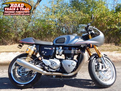 2016 Triumph Thruxton for sale in Big Bend, WI
