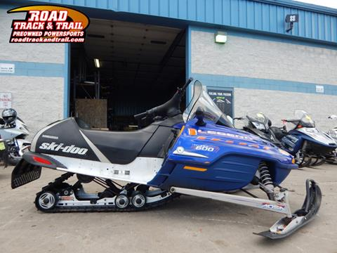 2002 Ski-Doo Legend 600