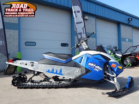 2009 Ski-Doo Summit  X  800R Power T.E.K.