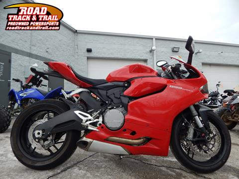 2014 Ducati Superbike 899 Panigale Red for sale in Big Bend, WI