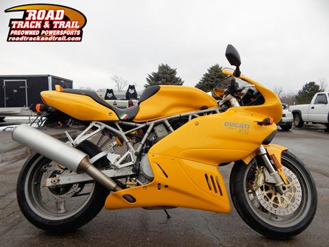 2005 Ducati Supersport 800 for sale in Big Bend, WI