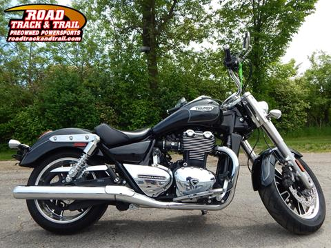 2015 Triumph Thunderbird for sale in Big Bend, WI